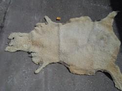 Birka bőr szőnyeg, falvédő, ...