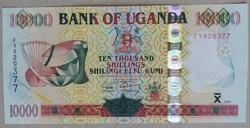Uganda 10000 Shillings UNC 2009