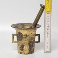 Kis réz mozsár törővel (1793)