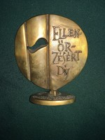 Ritka névre szóló Közhasznú Egyesület Ellenőrzésért díj dobozában 2005.