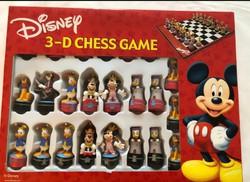 Eredeti licenc Wal Disney sakk készlet