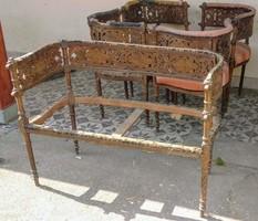 Ülőgarnitúra Antik