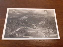 Régi képeslap 1943 Budapest Assisi Szt. Ferenc Kórház levelezőlap