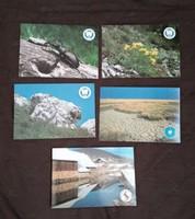 Nemzeti Parkok képeslapjai