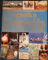 A technika krónikája; könyv