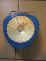 Retro horgász lámpa