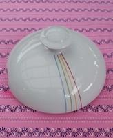 Alföldi porcelán Berill levesestál fedő