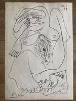 Eredeti Pablo Picasso