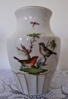 Hibátlan, herendi Rotschild / RO / mintás váza