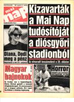 Mai nap – 1997. augusztus 24. - DIANA