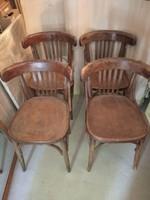 Thonet székek 4 db