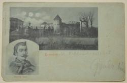 Régi képeslap Thököly Imre Késmárk