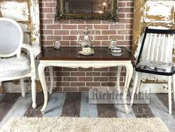 Vintage Neobarokk dohányzó asztal.