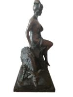 J.b.Deposee / after P. Julien signalt bronz szobor