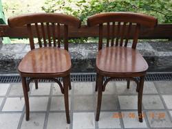 Két darab thonet szék