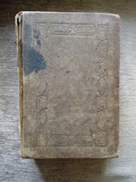 Matematika könyv 1850-ből