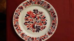3 db Alföldi porcelán dísztányér, falitányér