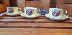 Altwien Jelenetes csésze