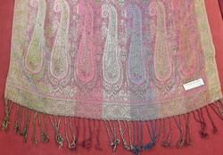 Pashmina kendő, terítő, drapéria