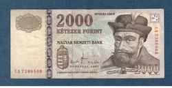 2008 2000 Forint CA sorozat