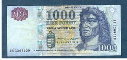2015 1000 Forint DB sorozat