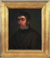 Férfi portré, ismeretlen festőtől