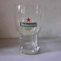 Heineken 0,5 literes sörös üveg pohár pótlásra  Új