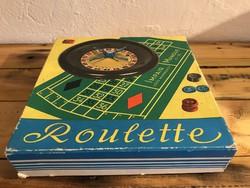 PREFO Retro Roulette Társasjáték