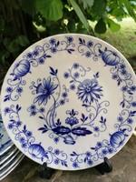 6 darab Bavaria hagyma mintás 19 cm es tányér