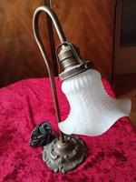 Réz Asztali Lámpa