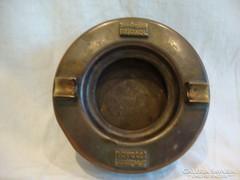 Novotel bronz hamutartó