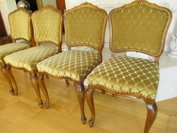 Warrings 6 darab szalon ,étkező szék