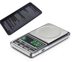Digitális mérleg, 600 g, USB-s