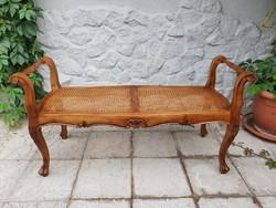Neo-baroque style new condition sofa