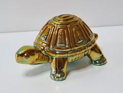 Zsolnay Eozin teknős