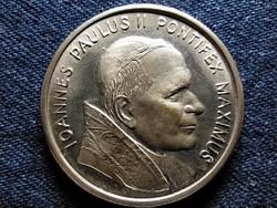 II. János Pál pápa Megváltás Szent Éve Róma érem 1983 (id51046)