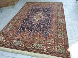 Hatalmas 195x300 minőségi gyapjú perzsa szőnyeg MK_04 Ingyen posta