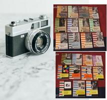 FOTÓSOROZAT 1955-1977 KÖTETEI - 1 - 41 közötti számok - 23 darab együtt