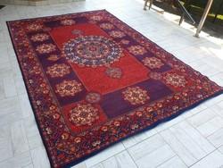 Hatalmas 200x290 minőségi gyapjú perzsa szőnyeg MK_05 Ingyen posta