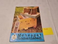 Méhészet Romániában folyóirat 1980 május
