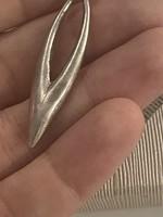 Nagyon szép ezüst medál