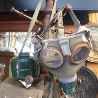 Katonai Vegyvédelmi,Gázmaszk Készlet.