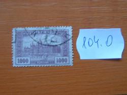 "MAGYAR KIR. POSTA 1000 KORONA 1917 Parlament (""MAGYAR KIR.POSTA"")  104.O"