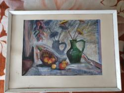 ŐZE István akvarell eladó