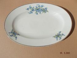 """"""" Drasche""""- Kőbányai porcelán ovális tál ---1---"""
