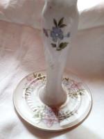 Zsolnay porcelán gyertyatartó
