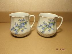 """"""" Drasche""""- Kőbányai porcelán pocakos bögre ---1---"""