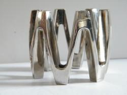 Különleges Design Dansk fém gyertyatartó