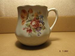 """"""" Drasche""""- Kőbányai porcelán pocakos bögre ---2---"""