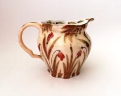 Nagyon ritka! Antik Pfeiffer & Löwenstein Versailles porcelán kanna,kiöntő